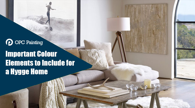 Important Colour Elements to Include for a Hygge Home