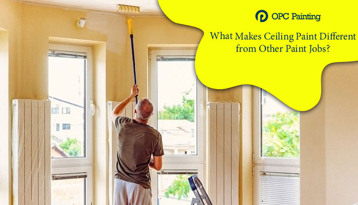 ceiling paint tips