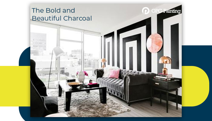 the bold and beautiful charcoal