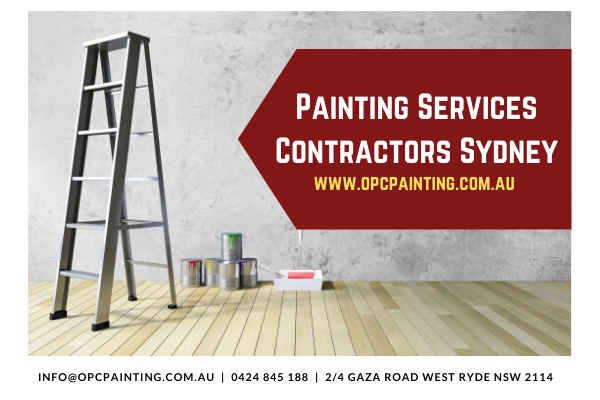 sydney commercial painting services