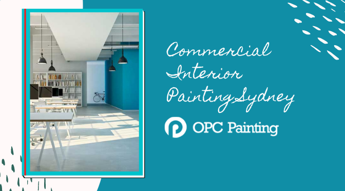 Commercial Interior Painting Sydney