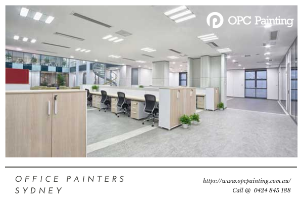 Office Painters Sydney
