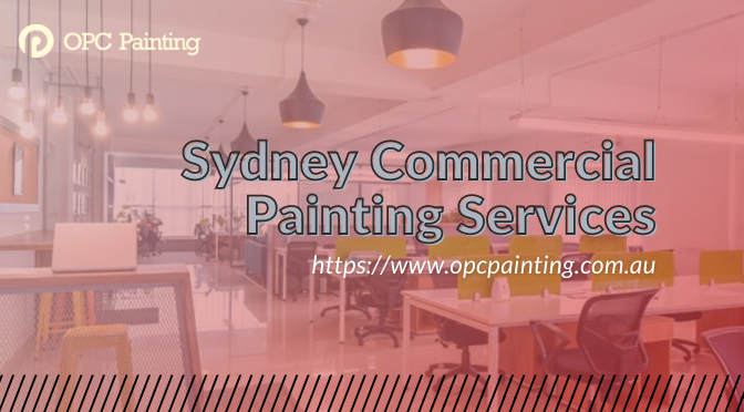 Commercial Painting Service – Is It More Than Just Making The Wall Look Prettier?