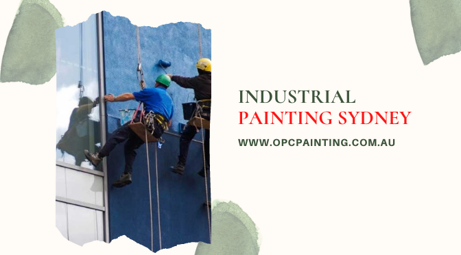 Industrial Painting Sydney