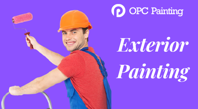 Steps To Prepare the Exterior Walls of Your Home for Painting