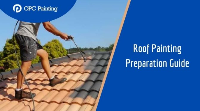 The Roof Painting Preparation Guide That Professionals Follow
