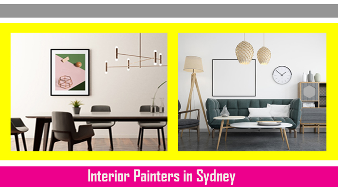 How Professional Painters Complete Interior Painting Fast?